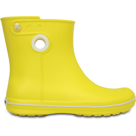 Crocs Jaunt Shorty Gummistøvler Damer, lemon